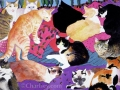 Sheingold Cats By Charlsey Cartwright